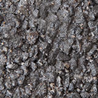 Черна едра мозайка - Бетонови плочи Диагонал