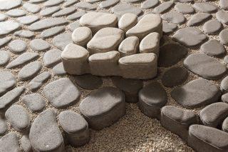Паркинг елемент Заоблен камък